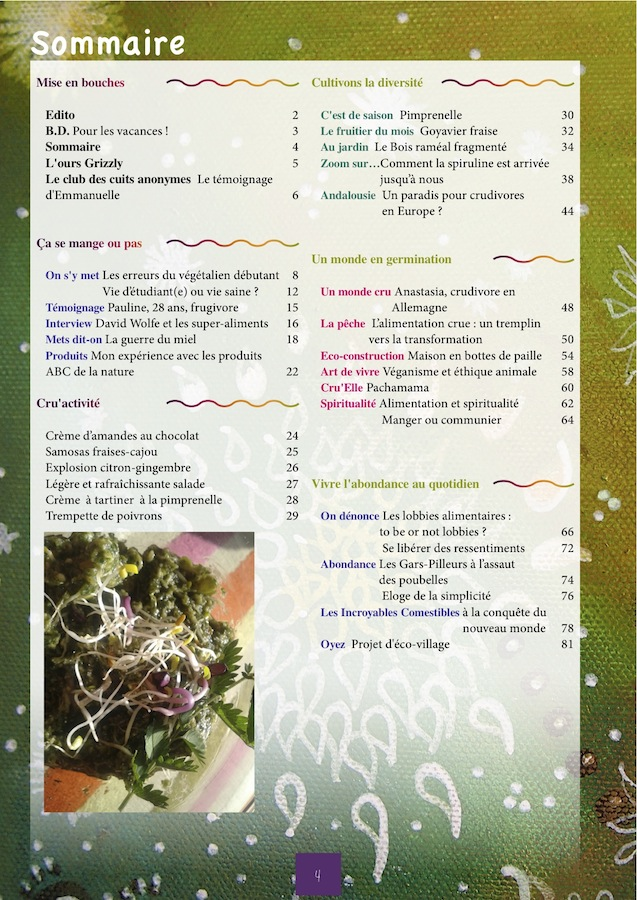 Sommaire5