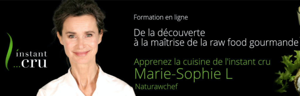 Formation RawFood - Marie Sophie L.